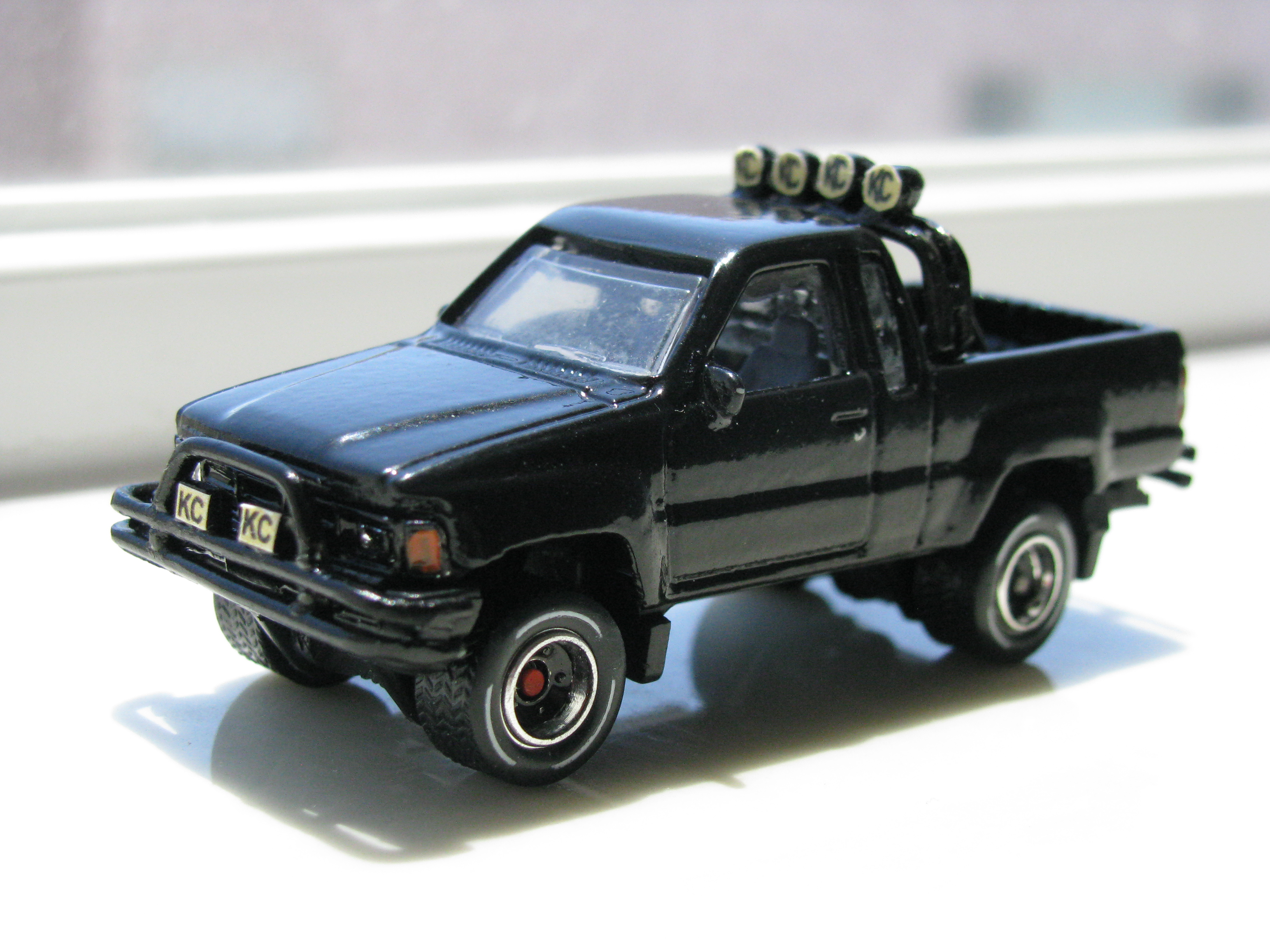 Back To The Future Marty Mcflyaposs Toyota Truck